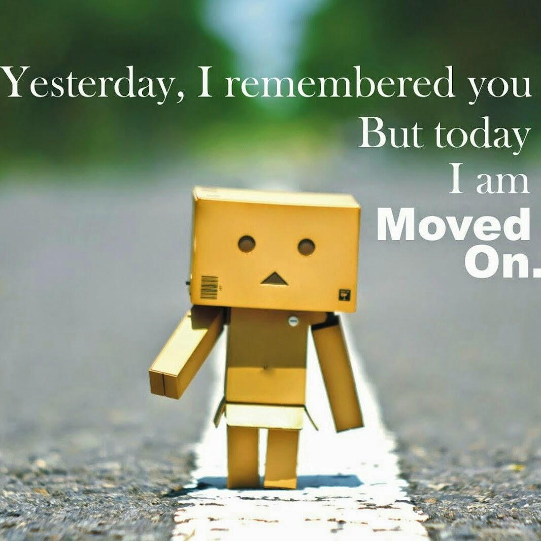 Renungan: Move On! Yanikmatilah Saja