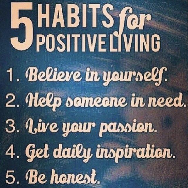 Cara Membangun Kebiasaan Positif Yanikmatilah Saja