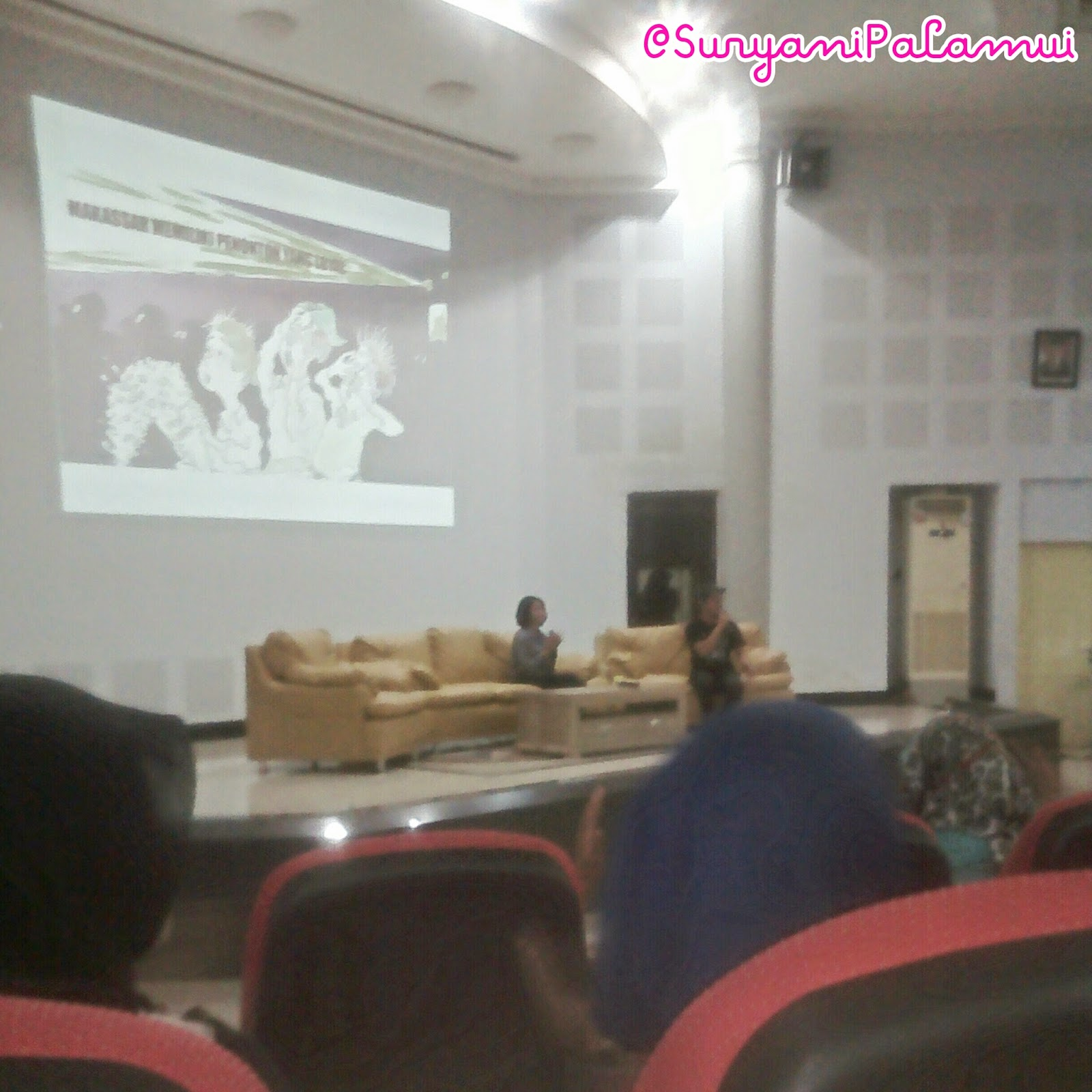 Filosofi Kopi The Movie Goes to Campus UNHAS Yanikmatilah Saja