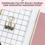 Download PPT Bullet Journal