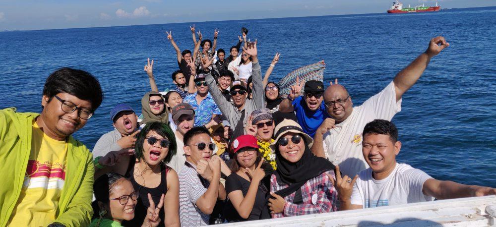 Trip Pulau ASEAN Couchcrash 2019