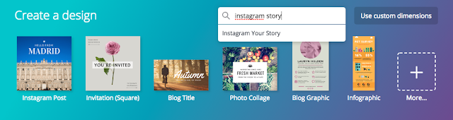 How to create an easy and engaging Instagram Story Cover