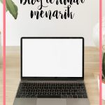 5 Hal Yang Membuat Blog Terlihat menarik