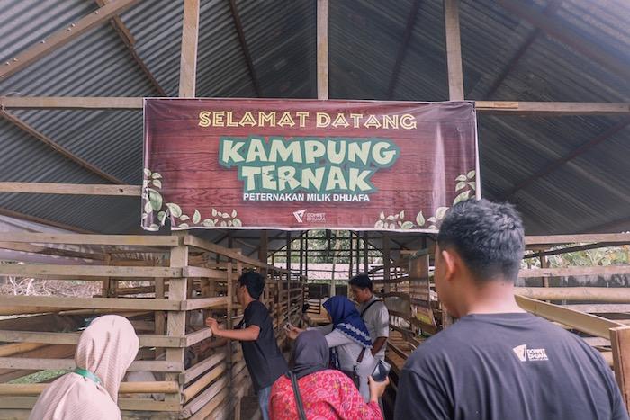 Jelang Ramadhan, Dompet Dhuafa Sulsel Hadirkan Program Inspiratif di 2019 Yanikmatilah Saja