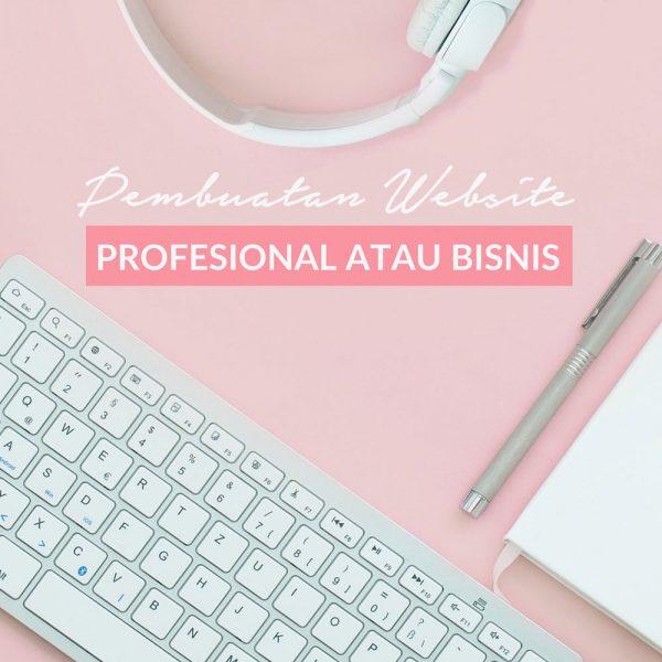 Pembuatan Website Bisnis