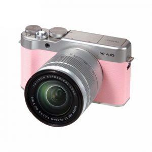Kamera Mirrorless FUJIFILM X-A10 Pink