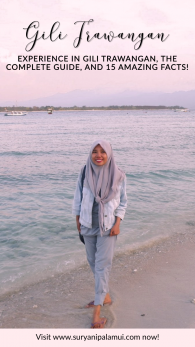 Experience in Gili Trawangan, The Complete Guide & 15 Amazing Facts